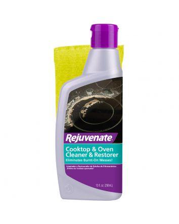 Rejuvenate Glass Stovetop, Oven, and Ceramic Stovetop Cleaner