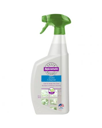 Rejuvenate Green Natural Glass Cleaner