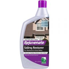 Rejuvenate Siding Restorer for Aluminum and Vinyl Siding – Satin