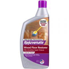 Rejuvenate Professional Wood Floor Restorer With High Gloss Finish