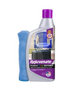 Rejuvenate Outdoor Color Restorer With Microfiber Mitt Applicator