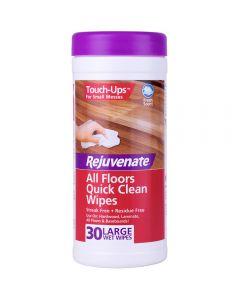 Rejuvenate All Floors Quick Clean Wipes