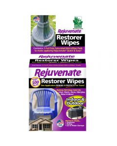 Rejuvenate Pre-Saturated Restorer Wipes