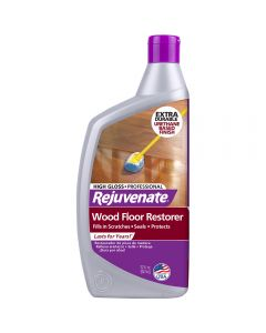 Rejuvenate Professional Wood Floor Restorer With High Gloss Finish