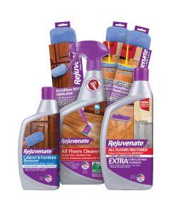 Rejuvenate Complete Floor, Cabinet and Furniture Home Restoration Kit (6 Piece)