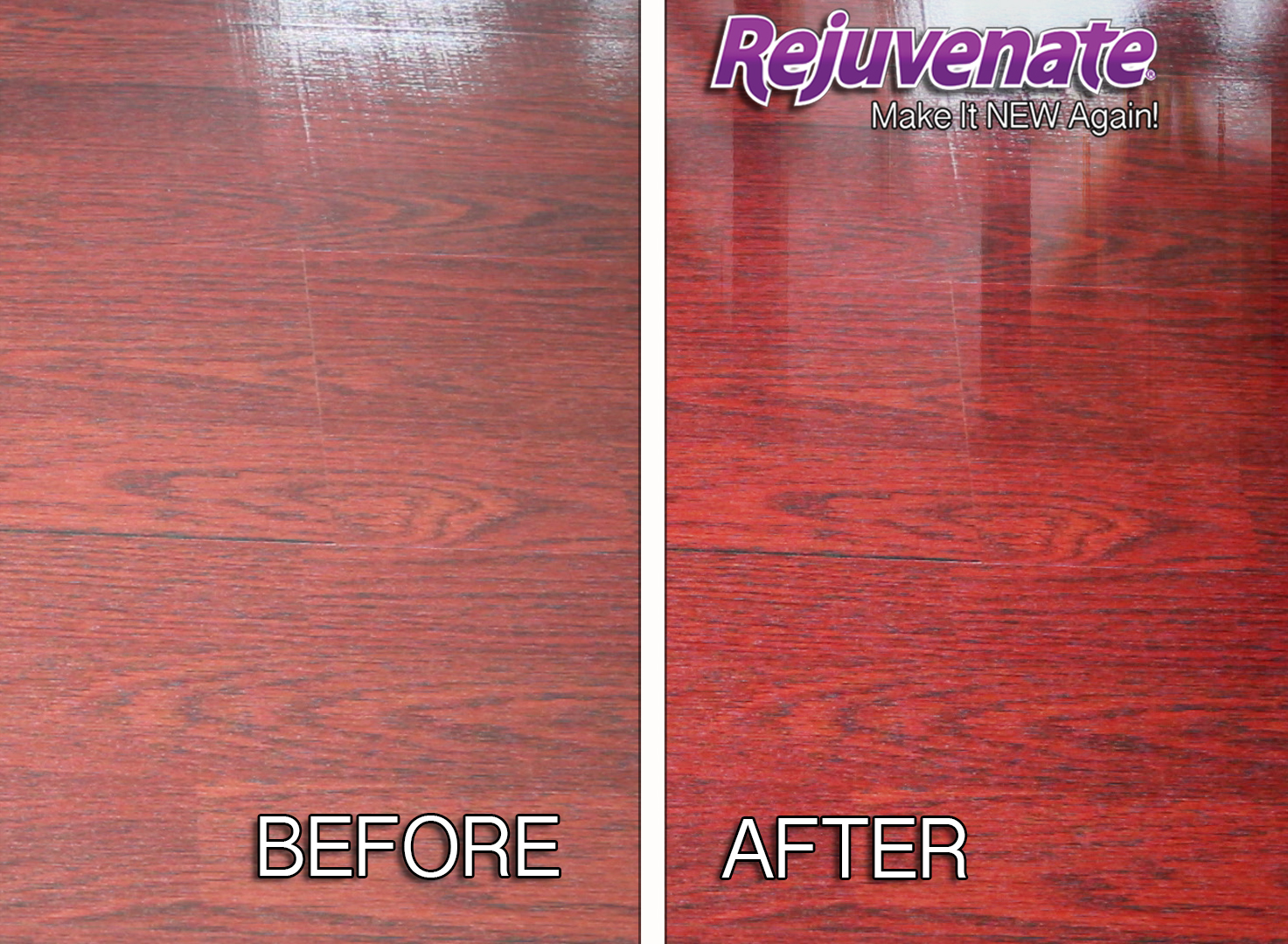 Rejuvenate 32oz. Pro Wood Floor Restorer - Satin Finish