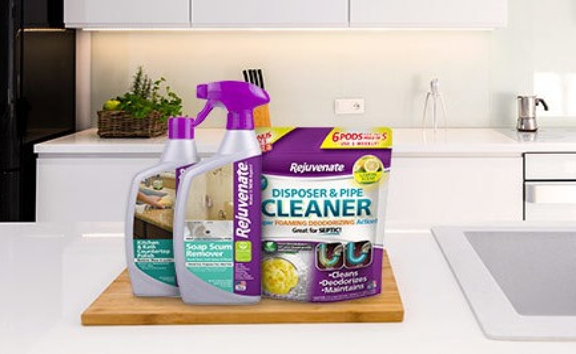 Easy Household Cleaning Solutions & Products for your Home