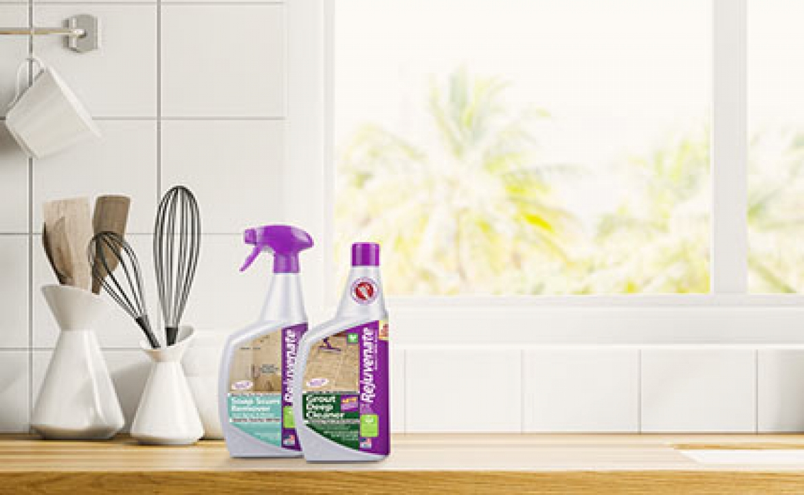 Tile And Grout Cleaning Made Easy