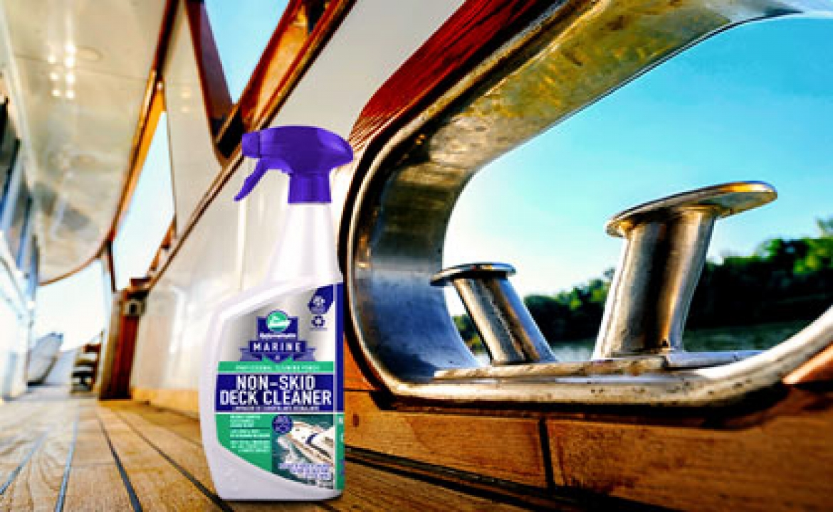 The Best Boat Cleaner For Decks