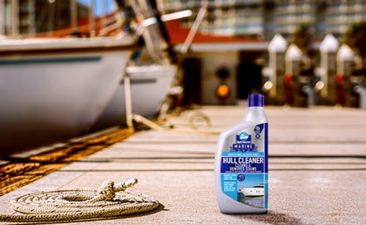 Boat Cleaning Products That'll Leave Your Vessel Shinning Like New