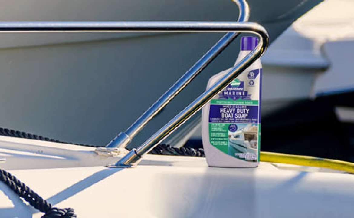 A Boat Cleaner Should Be Easy To Use
