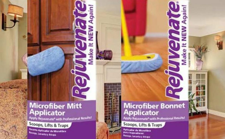 Microfiber Mop Bonnet Applicators