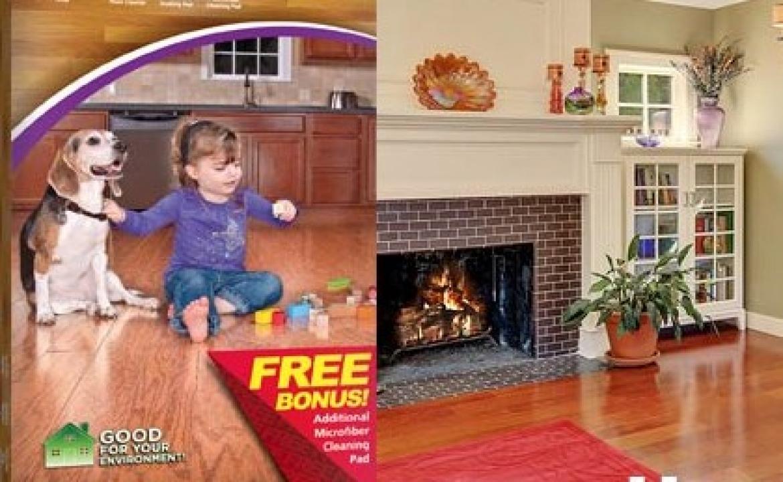 Rejuvenate Hardwood and Laminate Floor Care System Mop Kit