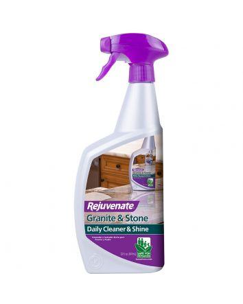 Rejuvenate Granite & Stone Countertop Daily Cleaner