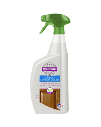 Rejuvenate Green Natural Cabinet and Furniture Cleaner