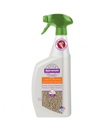 Rejuvenate Green Natural Carpet Cleaner – Spot Remover and Stain Remover