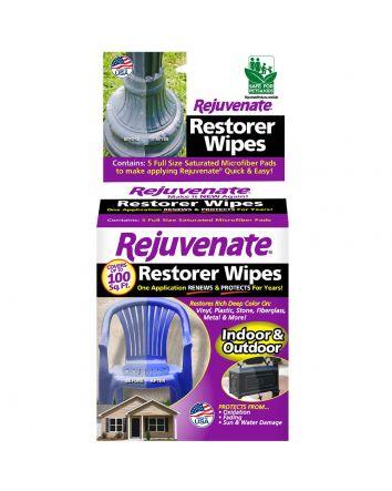 Rejuvenate Pre-Saturated Restorer Wipes