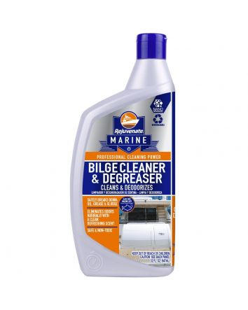 Rejuvenate Marine 32 oz Bilge Cleaner and Degreaser