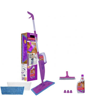 Rejuvenate Click and Clean Multi-Surface Spray Mop System