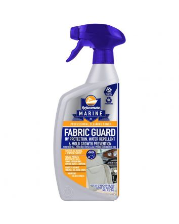 Rejuvenate Marine 24 oz Fabric Guard Spray-on Application