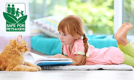 Rejuvenate is Safe For Pets and Kids