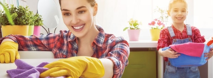 4 Quick Spring Cleaning Tips