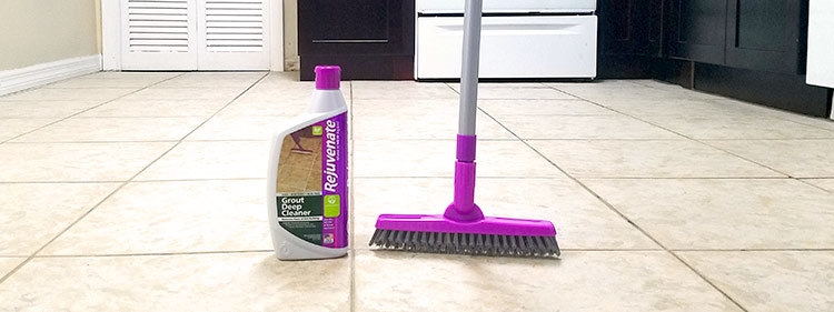 Why Rejuvenate Has The Best Grout Cleaner For Tile And Grout