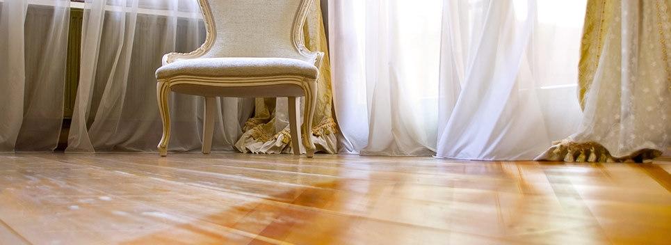 Wood Floor Restoration On A Budget