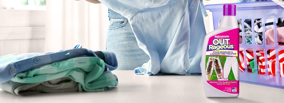 Get The Toughest Stains Out From Your Kid's Clothes