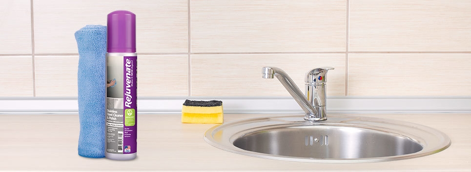 How To Clean Your Kitchen Sink And Leave It Spotless