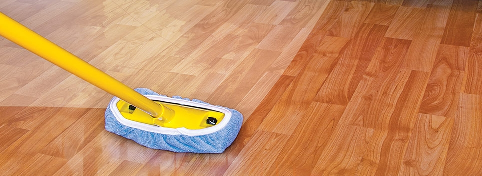 How To Make Old Floors Shine With A Satin Finish