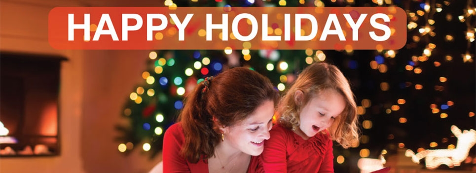 Happy Holidays to you from Rejuvenate Products