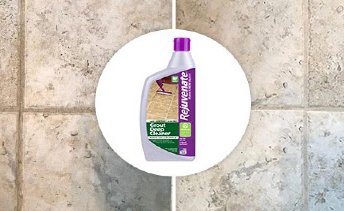 The Best Way to Clean Grout Without Scrubbing or Harsh Chemicals