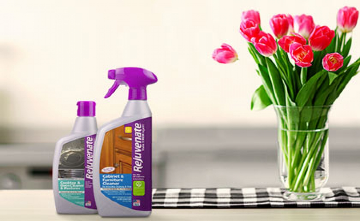 Bring Your Kitchen Back To Life With The Right Kitchen Cleaning Products