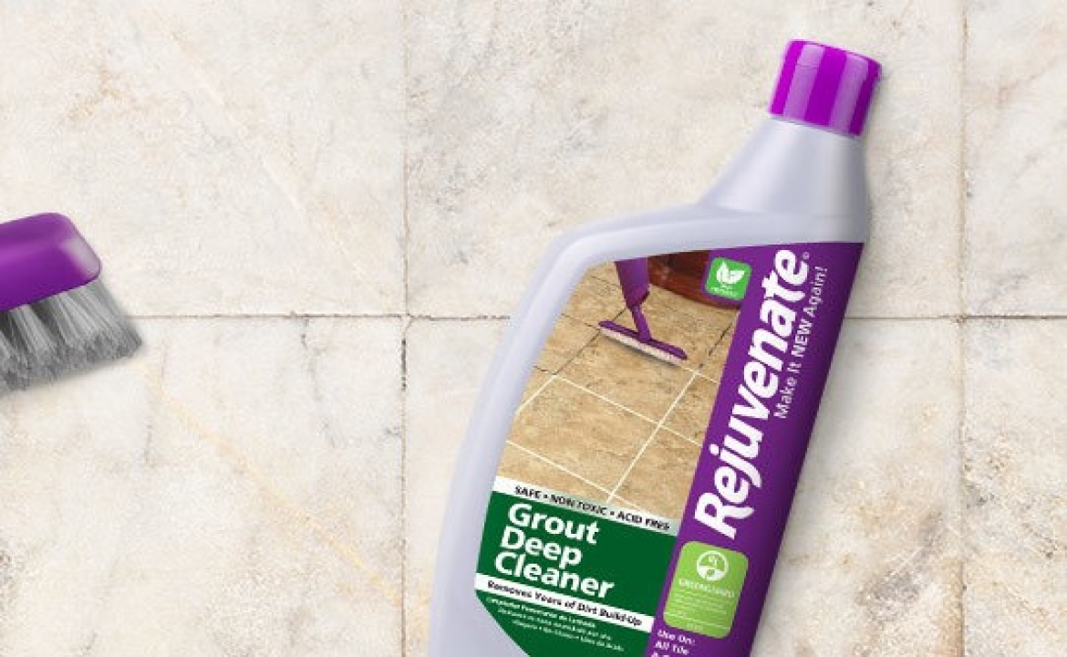 Drop The Sandpaper, Use The Best Grout Cleaner Instead