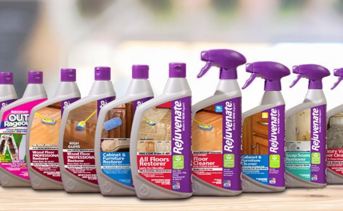 How Rejuvenate Compares To Generic Cleaning Products