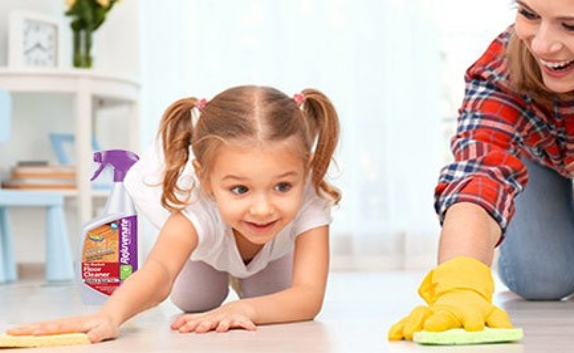 Try These Useful Floor Cleaning Tips And Products
