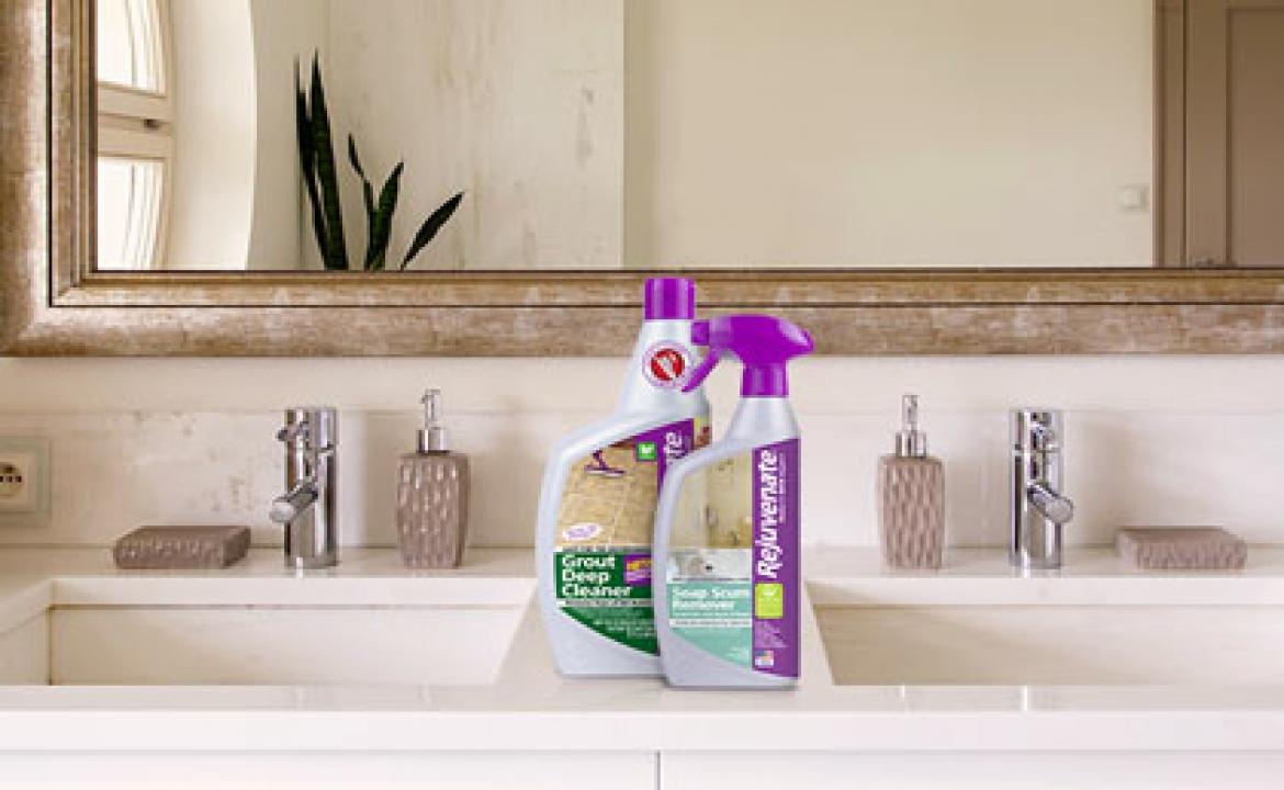 Bathroom Cleaner Essentials From Rejuvenate