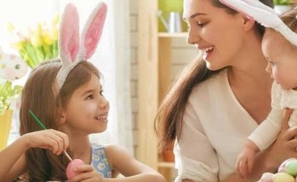 4 Tips To Getting A Clean Home In Time For Easter