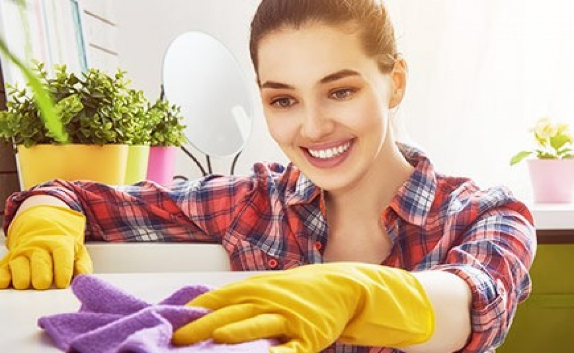 5 Steps for Cleaning Your Home the Fast & Easy Way