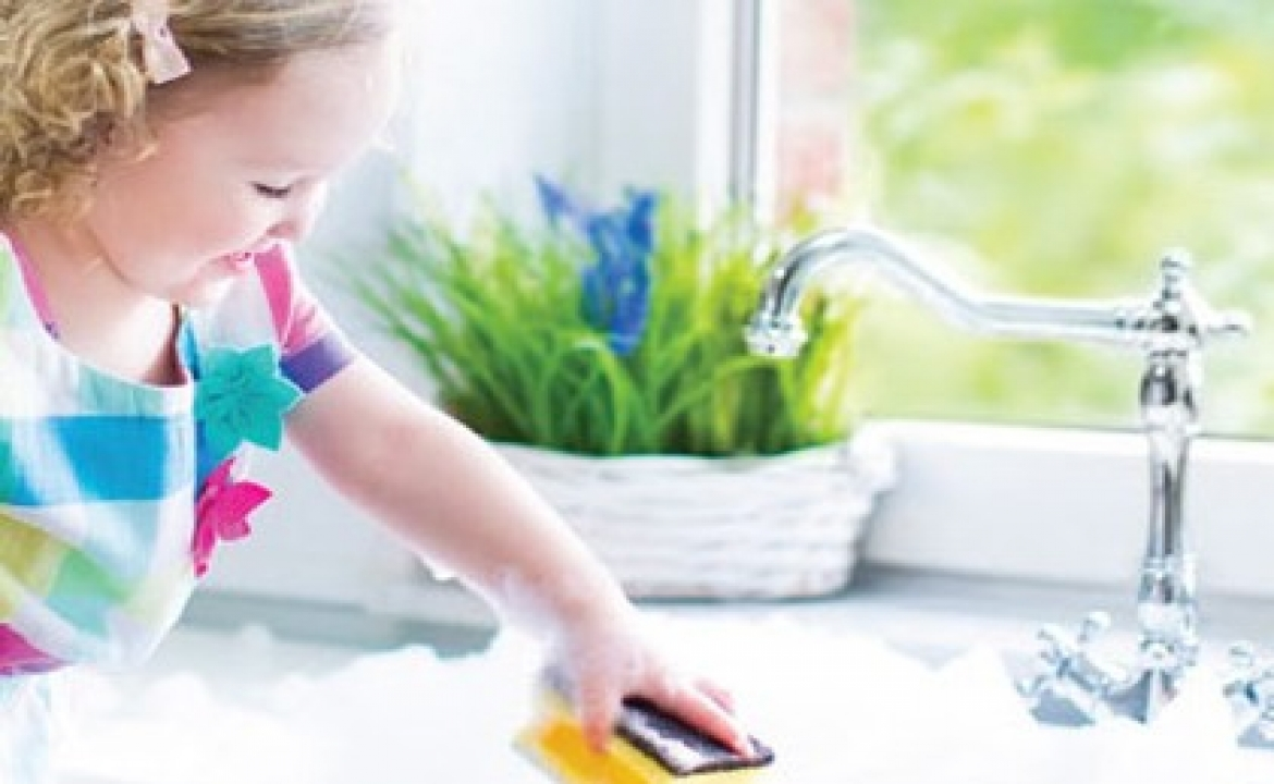 4 Cleaning Tips To Save Extra Time