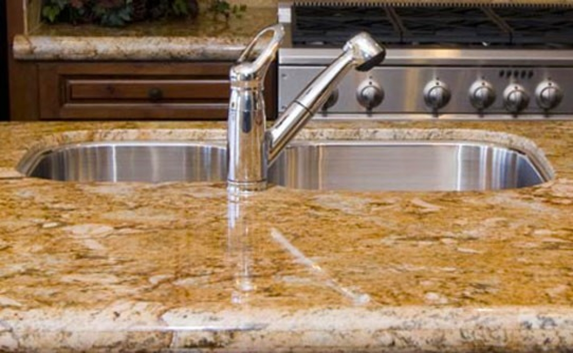 Cleaning your Countertop with Rejuvenate