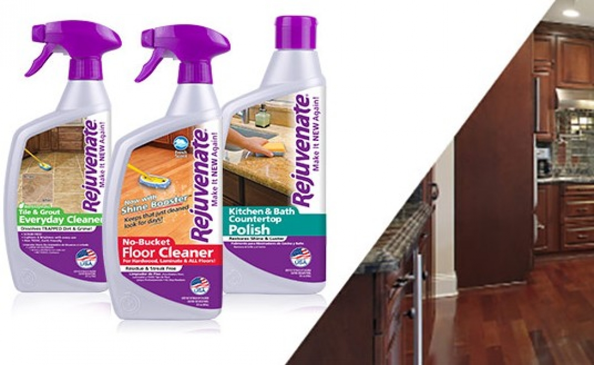 Get A Clean Home In 4 Easy Steps
