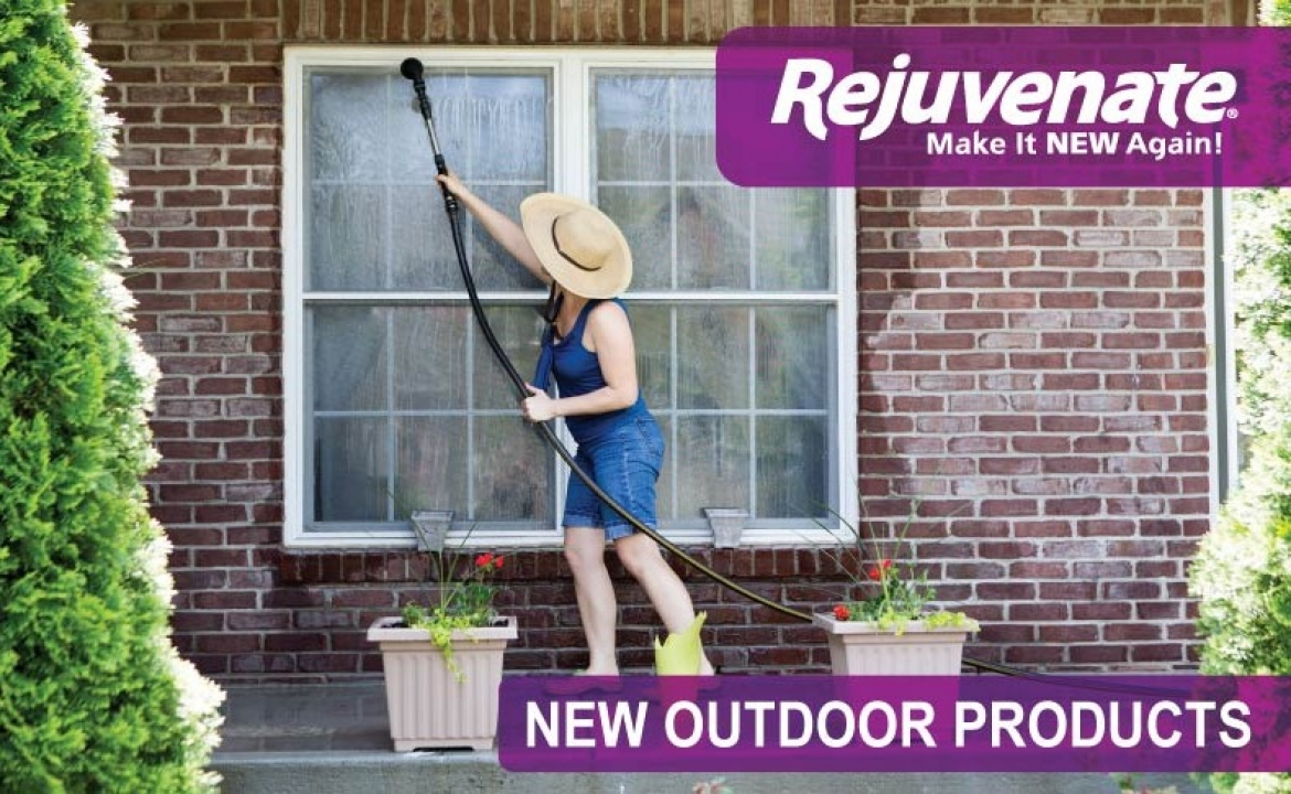 New Rejuvenate Outdoor Care Products