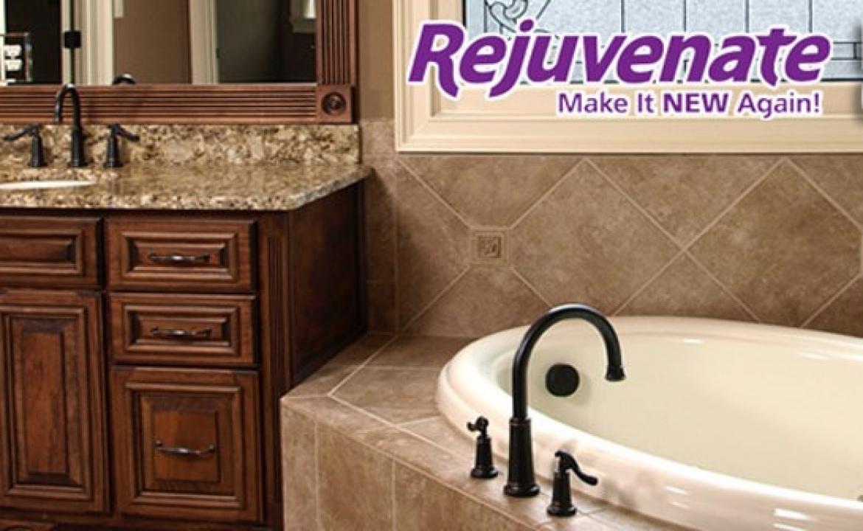 You Will Love Rejuvenate's Kitchen & Bath Countertop Polish
